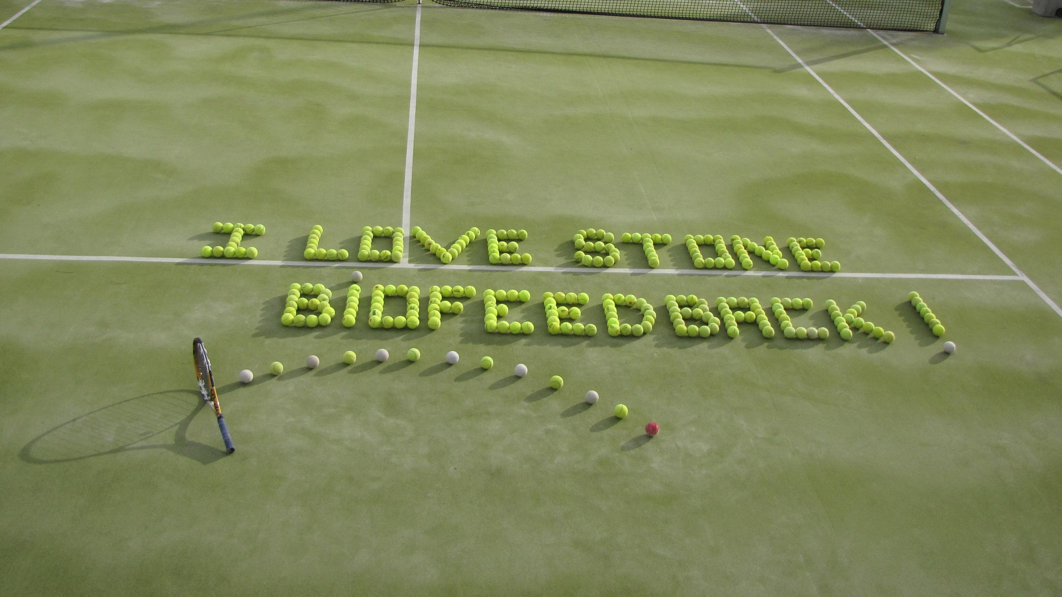 I Love Stone Biofeedback